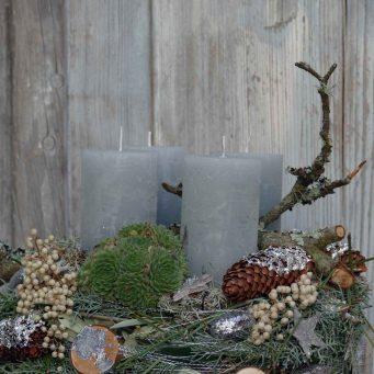 Casa Mia Wald-Michelbach Handgefertigter Adventskranz